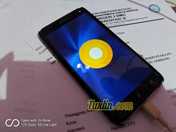 Cara Upgrade Android 8.0 Oreo di Asus Zenfone 3 ZE520KL via OTA