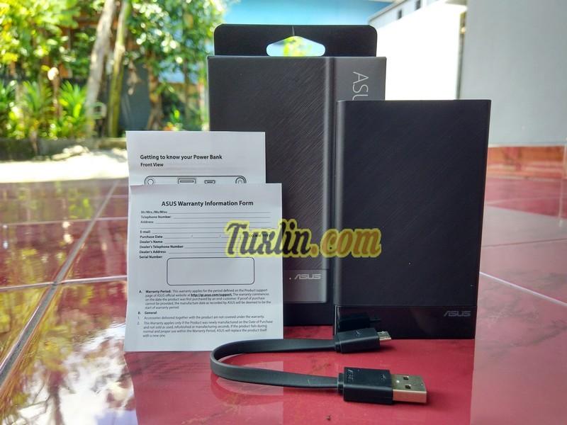 Paket PanjualanAsus Zenpower Slim 3000mAh
