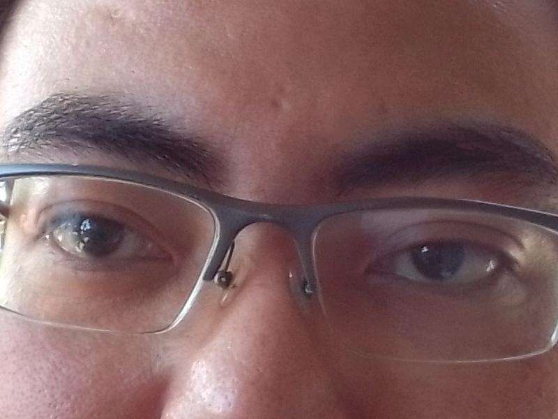 Sampel Hasil Foto KameraSPC L53 Selfie