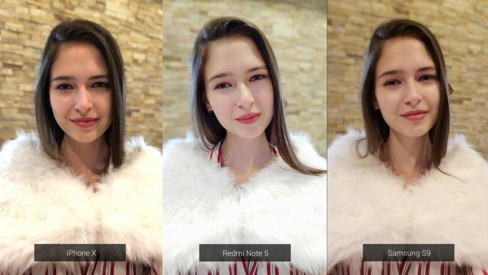 Sampel Foto Kamera Depan XiaomiRedmi Note 5