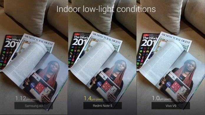 Sampel Foto Kamera Belakang XiaomiRedmi Note 5