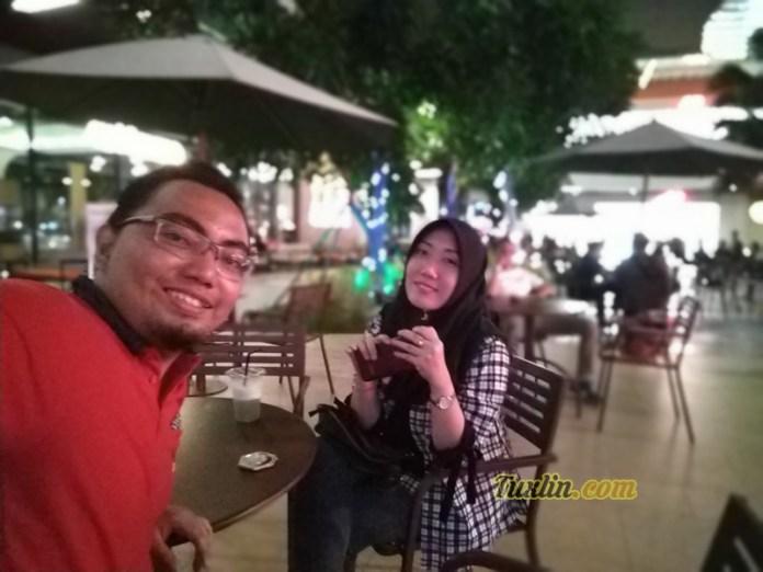 Hasil FotoKamera Depan Asus Zenfone Max Pro M1