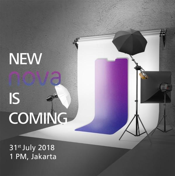 Huawei Nova 3i Hadir di Indonesia 31 Juli 2018? Ini Bocoran Spesifikasinya