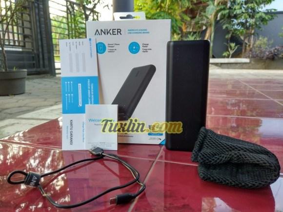 Paket PenjualanAnker PowerCore 20100