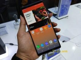 Menjajal Samsung Galaxy Note 9: Smartphone Canggih Seharga Motor!