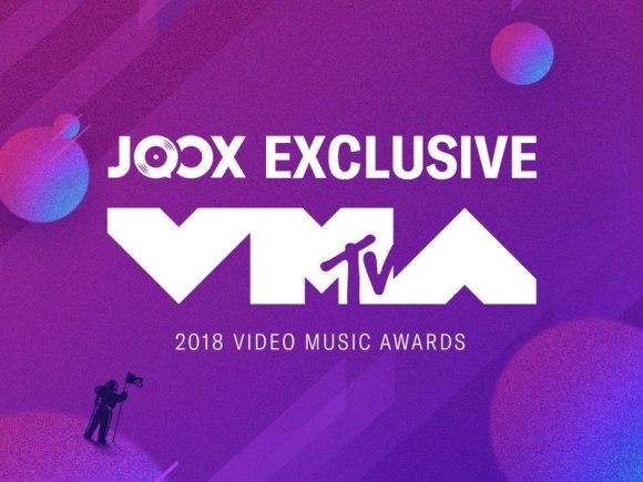 MTV Video Music Award 2018 Bisa Livestream Melalui JOOX! 2