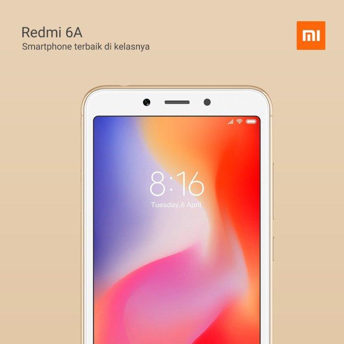 Xiaomi Redmi 6A Segera Hadir di Indonesia, Siap Teruskan Kesuksesan Redmi 5A! 2