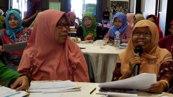 GO-JEK Wirausaha di Purwokerto Digelar, Gandeng Muslimat NU & Forum CSR Satria Banyumas 1