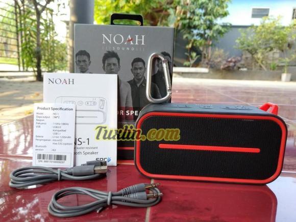Paket PenjualanSPC Noah Sound NS1