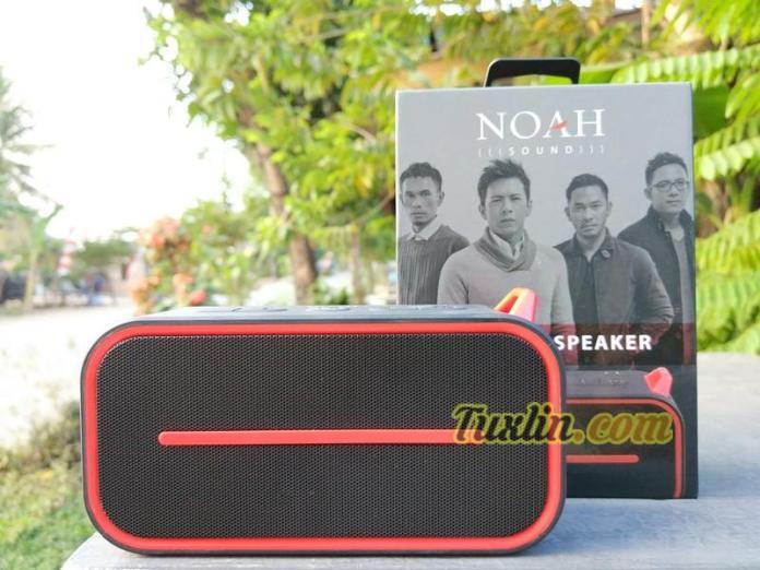 SPC Noah Sound NS1, Speaker Portabel Ngebass untuk Penggemar Babang Ariel