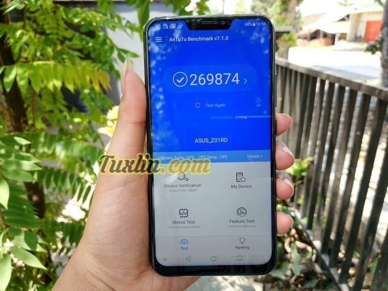 PerformaAsus Zenfone 5z