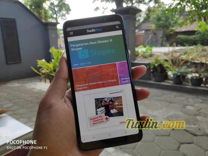Pengalaman Nyobain Samsung Galaxy A7 2018, Triple Kamera Buat Apa?