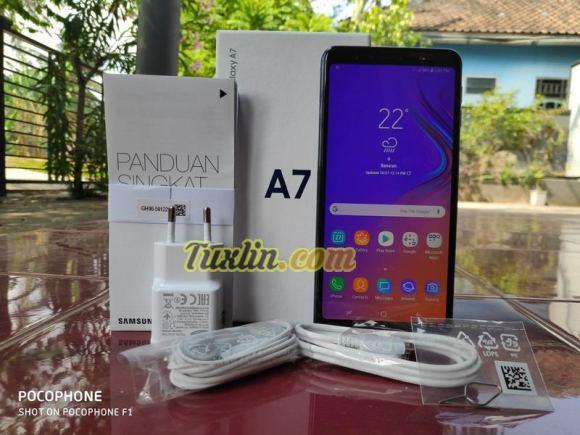 Paket PenjualanSamsung Galaxy A7 2018