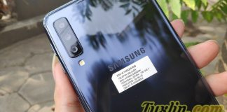 Review Kamera Samsung Galaxy A7 2018