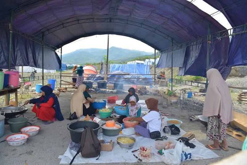 Dirikan Dua Posko, Samsung Peduli Sulawesi Tengah Siap Bantu Masa Pemulihan Bencana 12