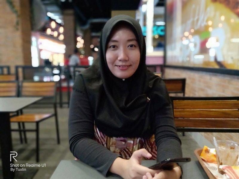 Review Kamera Realme U1: Cocok untuk Ahlinya Ahli Selfie 29