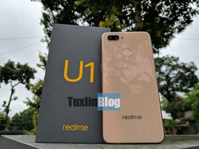 Review Kamera Realme U1