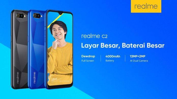 Realme C2 Dipastikan Masuk Indonesia, Siap Guncang Pasar Entry Level 1