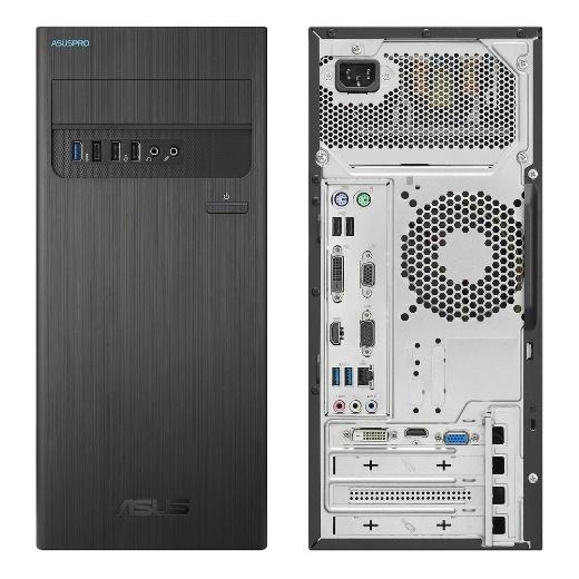 ASUSPRO D340MC, PC Desktop Mumpuni untuk Korporasi dan Bisnis 3