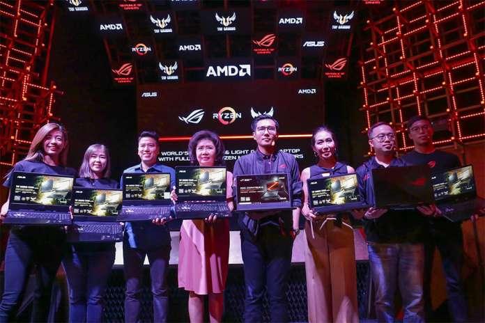 Asus TUF Gaming  FX505 Bertenaga AMD Ryzen 3000 Diperkenalkan 2