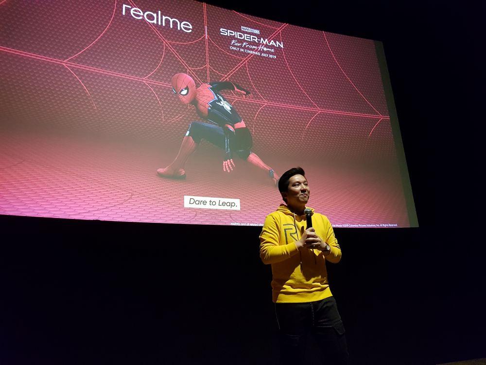 Realme Berkolaborasi dengan Spider-Man: Far From Home, Mau Bikin Apa? 3