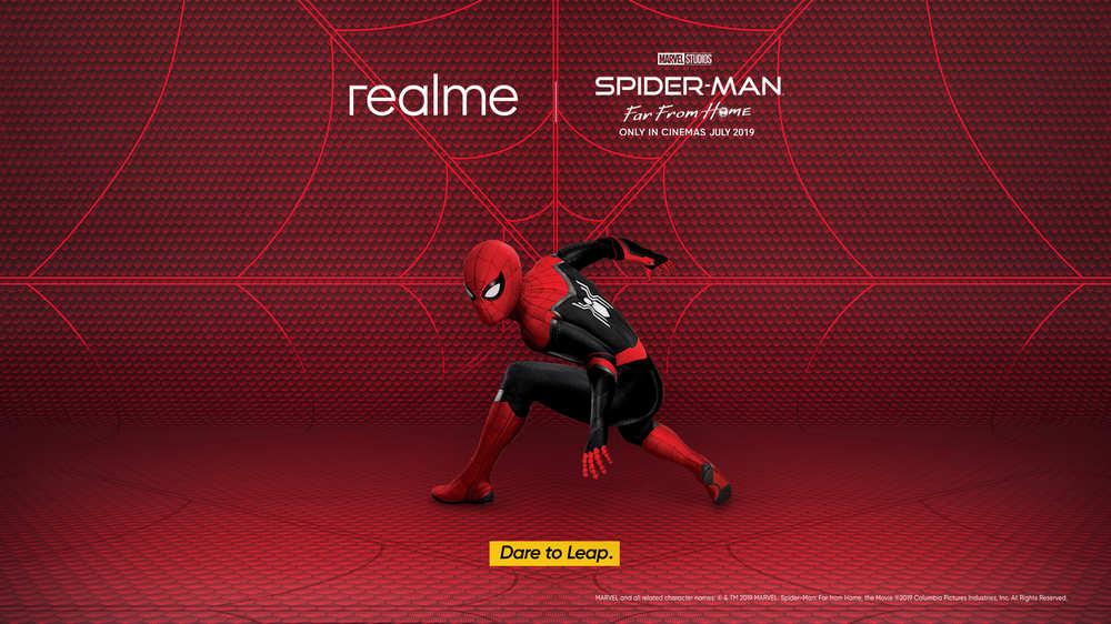 Realme Berkolaborasi dengan Spider-Man: Far From Home, Mau Bikin Apa? 1