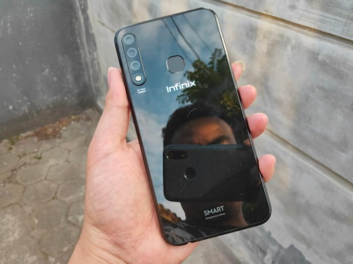 Review Kamera Infinix Smart 3 Plus