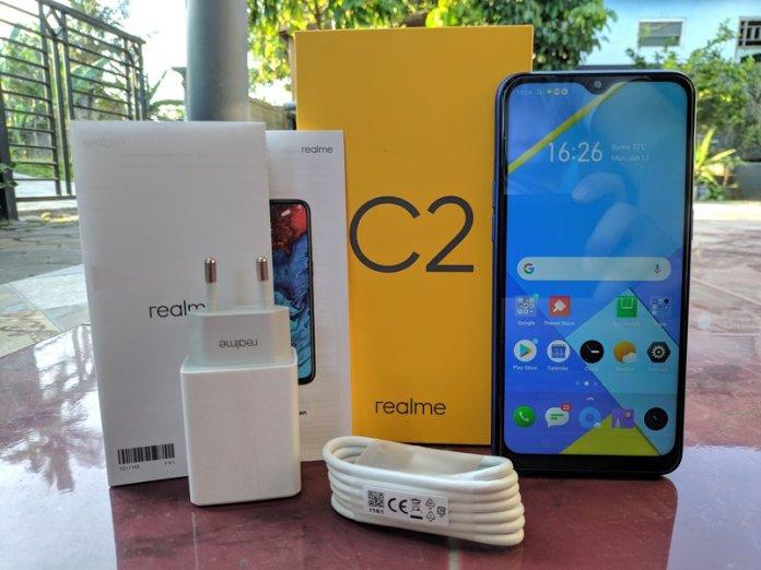 Paket Penjualan Realme C2