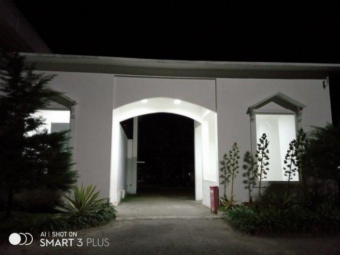 Hasil Foto Kamera Infinix Smart 3 Plus Malam Hari