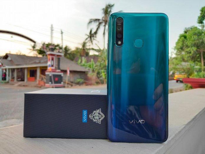 Review Vivo Z1 Pro