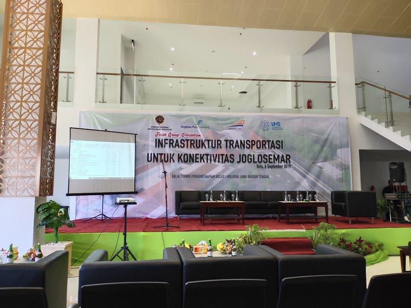 KA BIAS Sebagai Bagian Infrastruktur Transportasi untuk Konektivitas Joglosemar 2