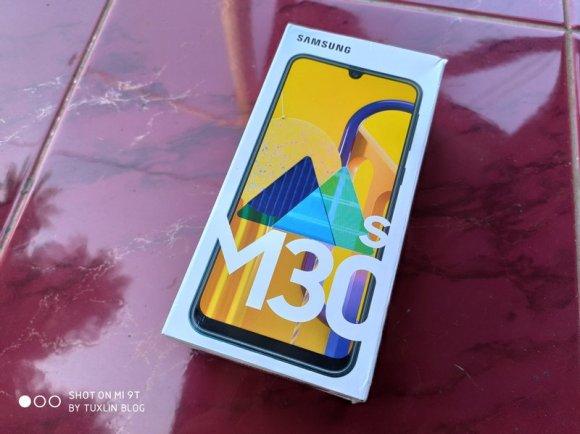 Menjajal Samsung Galaxy M30s, Baterai Paling Jumbo di Kelasnya! 3