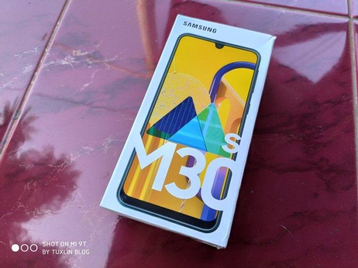 Menjajal Samsung Galaxy M30s, Baterai Paling Jumbo di Kelasnya! 2