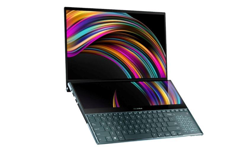 Asus Perkenalkan Zenbook Pro Duo dan Zenbook Duo 3