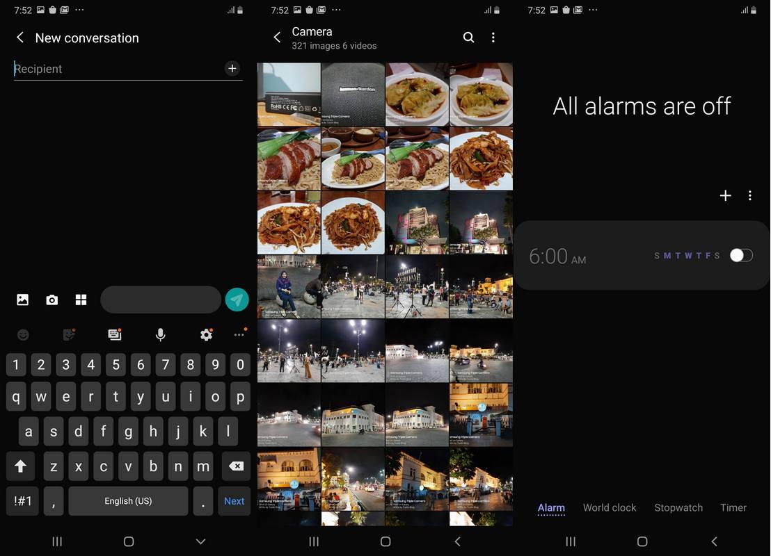 Review Samsung Galaxy M30s: Baterai Jumbo Berkinerja Memadai 11