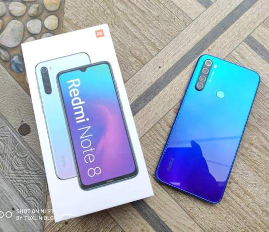 Review Xiaomi Redmi Note 8