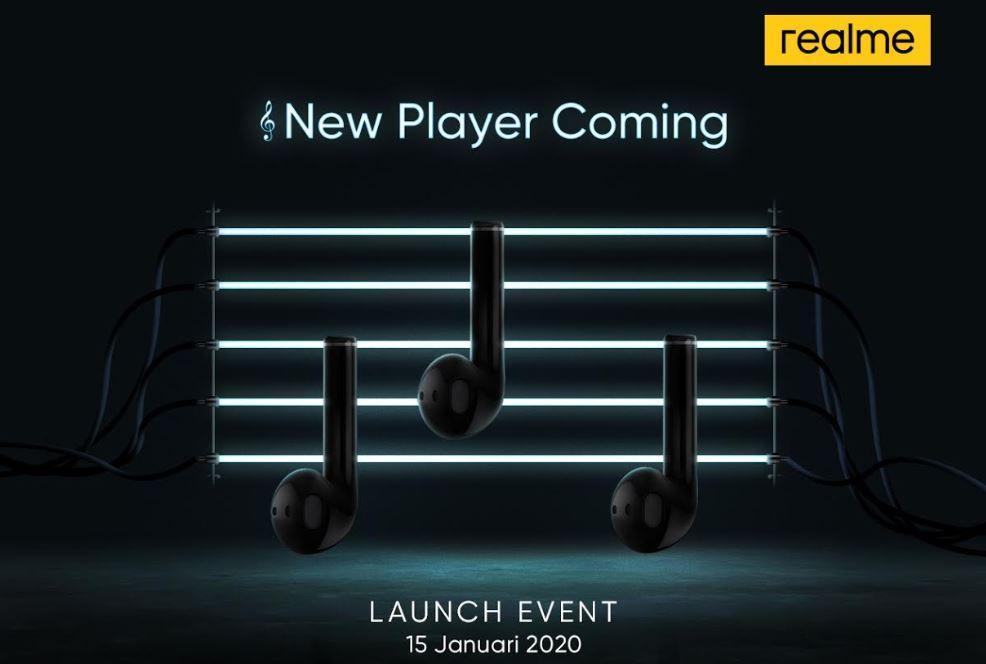 Realme Buds Air Meluncur di Indonesia 15 Januari 2020 1
