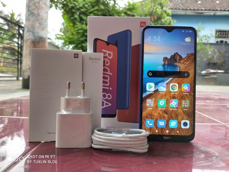 Paket Penjualan Xiaomi Redmi 8A