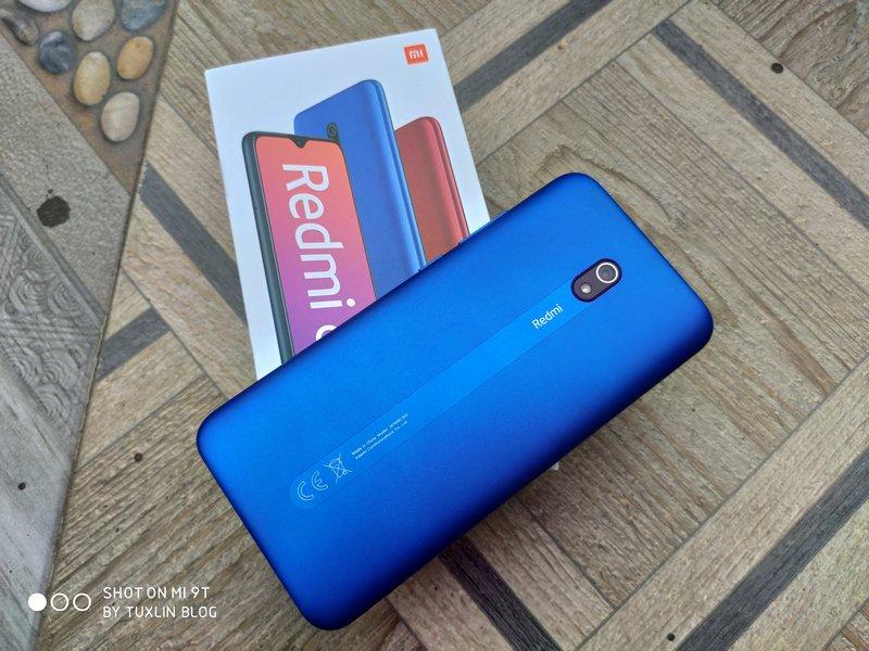 Review Xiaomi Redmi 8A