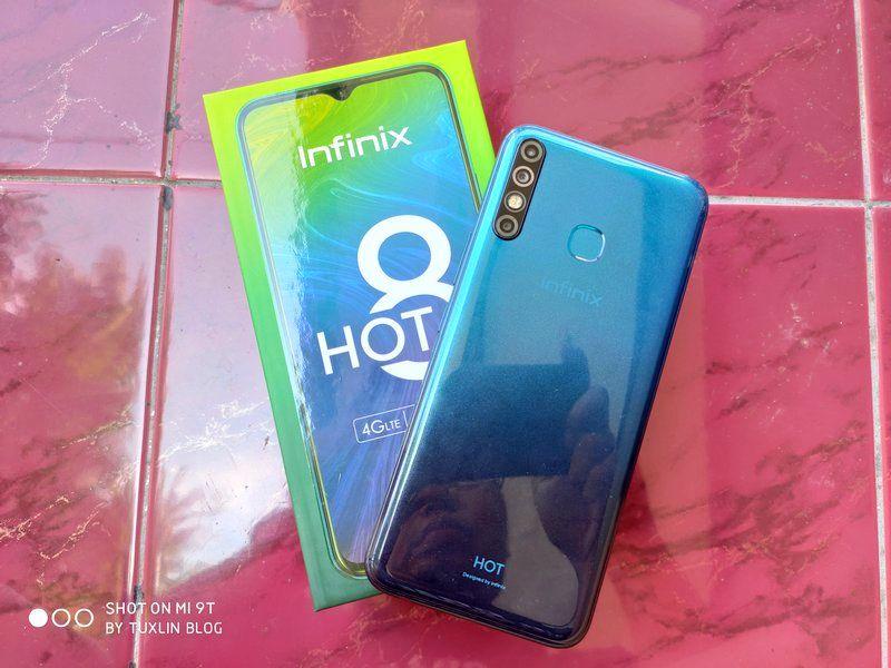 Review Kamera Infinix Hot 8, Masih Seperti yang Dulu...