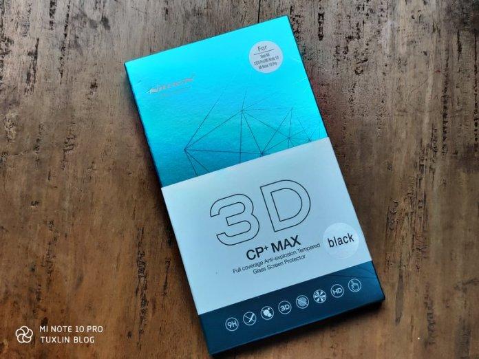 Xiaomi Mi Note 10 Pro Jatuh dan Layarnya Pecah 3