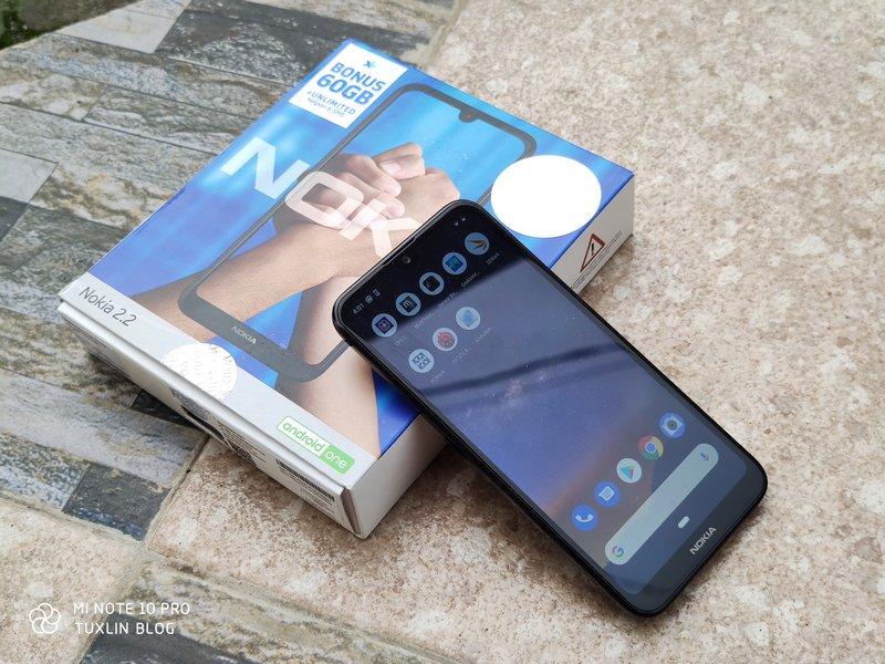 Review Nokia 2.2: Harga Murah, Update Terjamin!