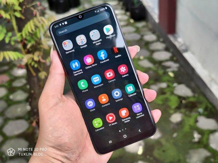Membeli dan Menjajal Samsung Galaxy M31 di Tengah Wabah Covid-19 3