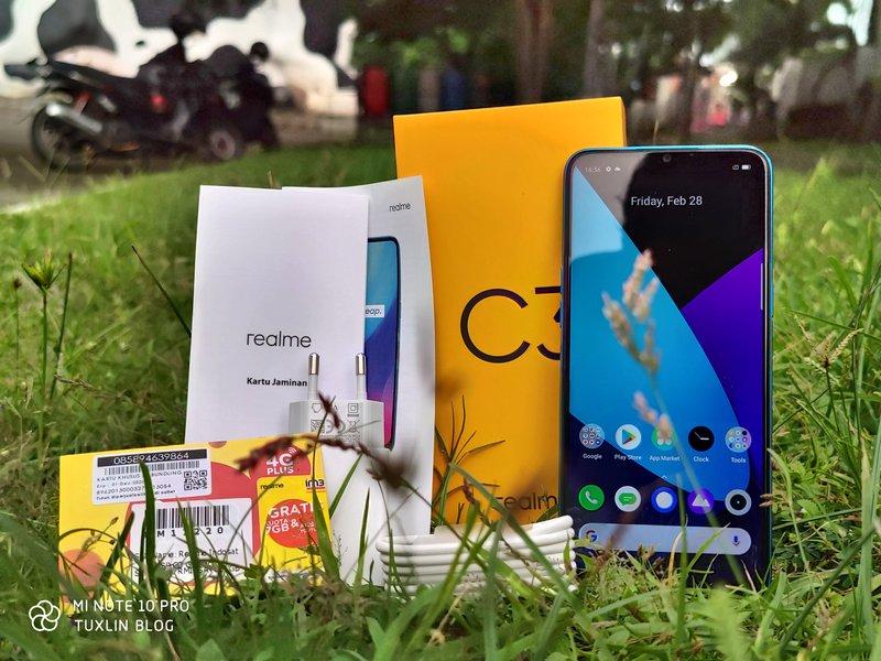 Review Realme C3: Smartphone Gaming, Harga Tak Bikin Pusing 2