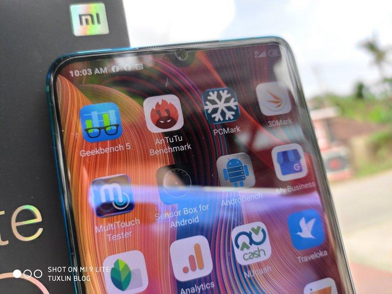 Review Xiaomi Mi Note 10 Pro, Smartphone Premium Berkamera Flagship 4