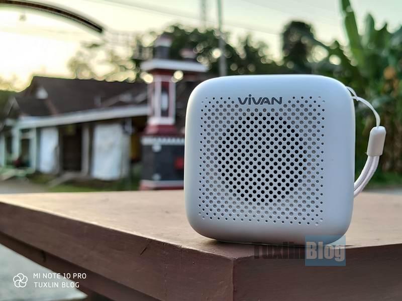 Vivan VS1 Review, Speaker Bluetooth Murah Fitur Komplet 1