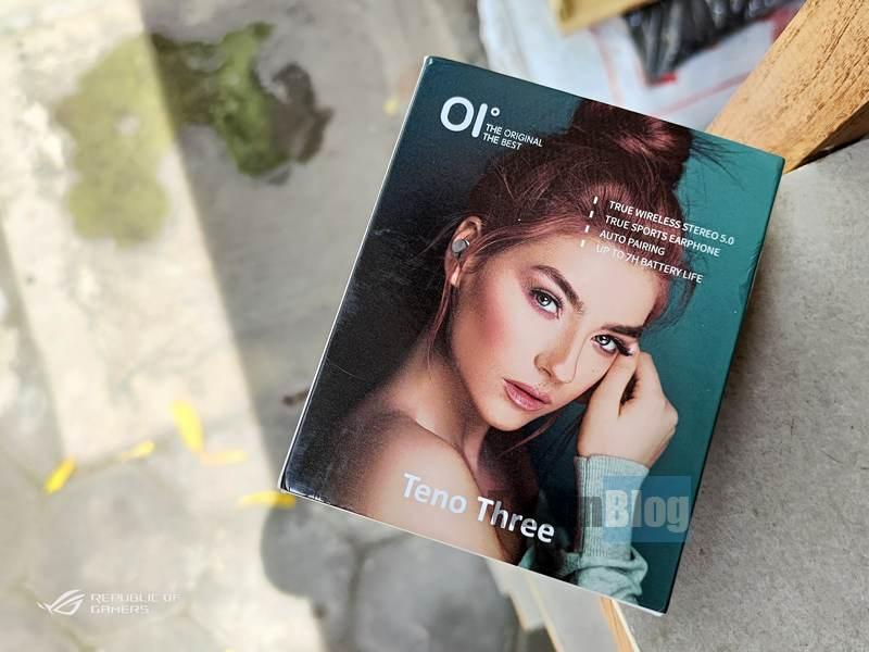 Oi Teno 3 Review, Headset TWS Keren Bersuara Ngebass!