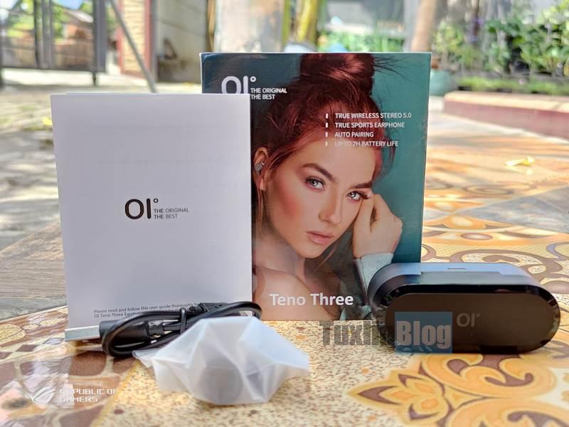 Oi Teno 3 Review, Headset TWS Keren Bersuara Ngebass! 1
