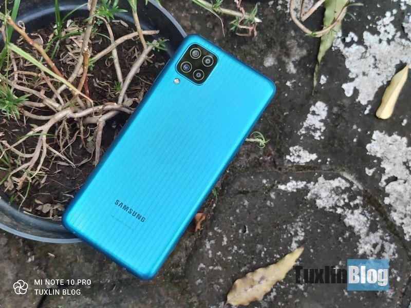 Review Kamera Samsung Galaxy M12 dengan Sensor ISOCELL GM2