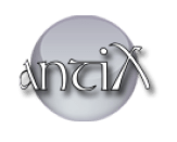 antiX Linux logo